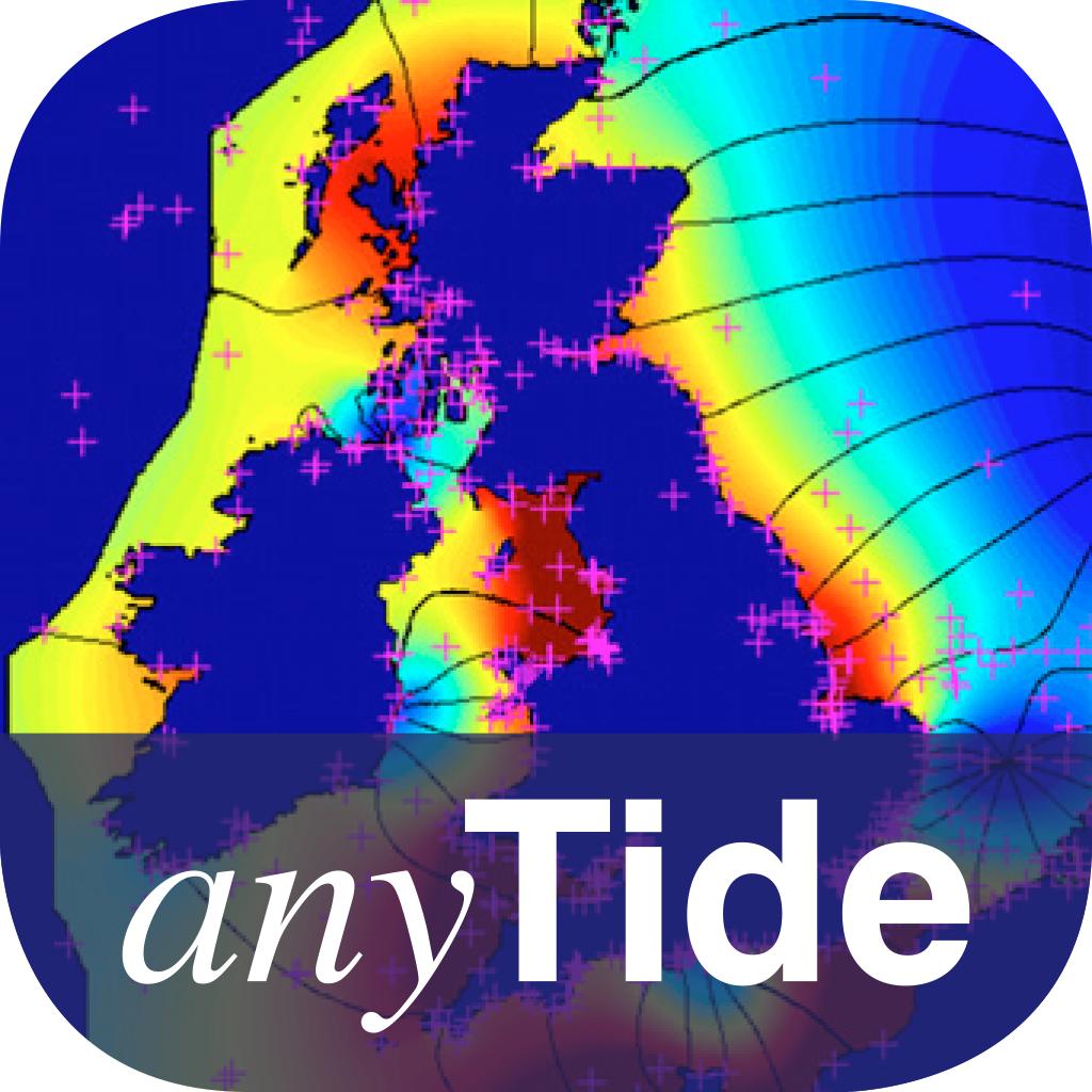 Anytide App National Oceanography Centre