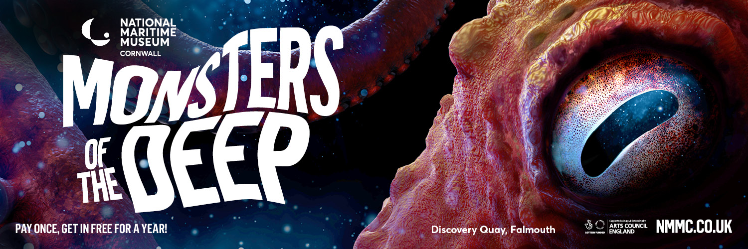 Monsters of the Deep link to website