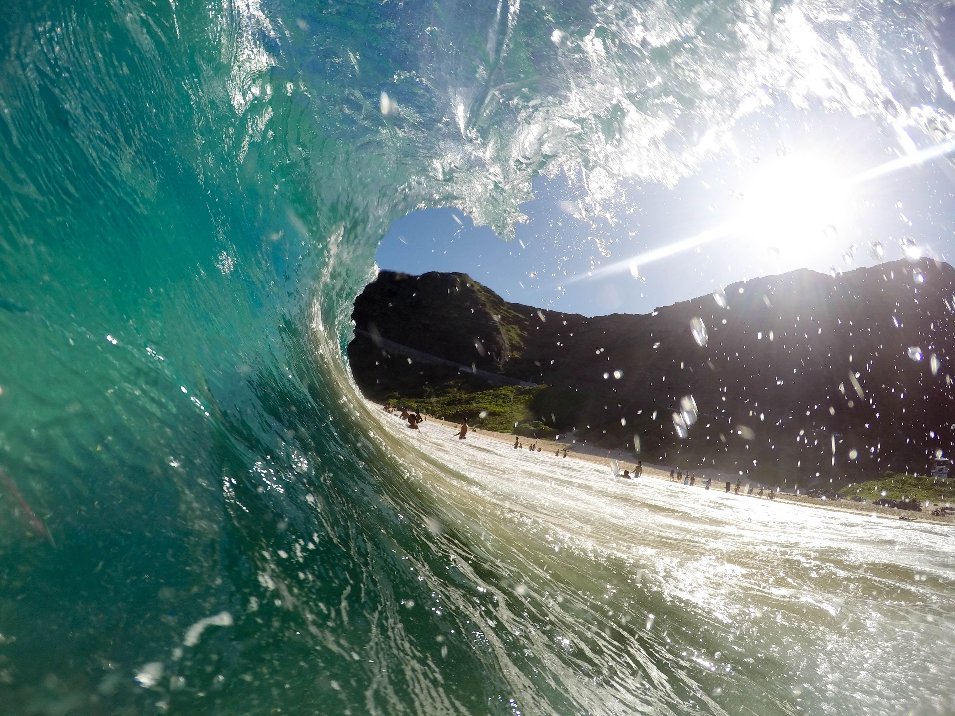 what causes a mega tsunami choice image