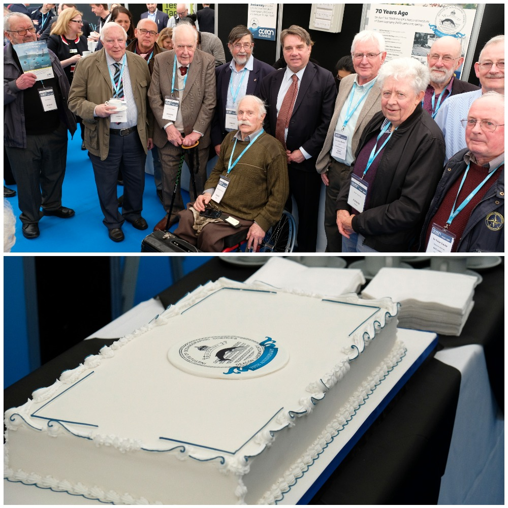 Celebrating 70 Years Of National Marine Science National Oceanography Centre