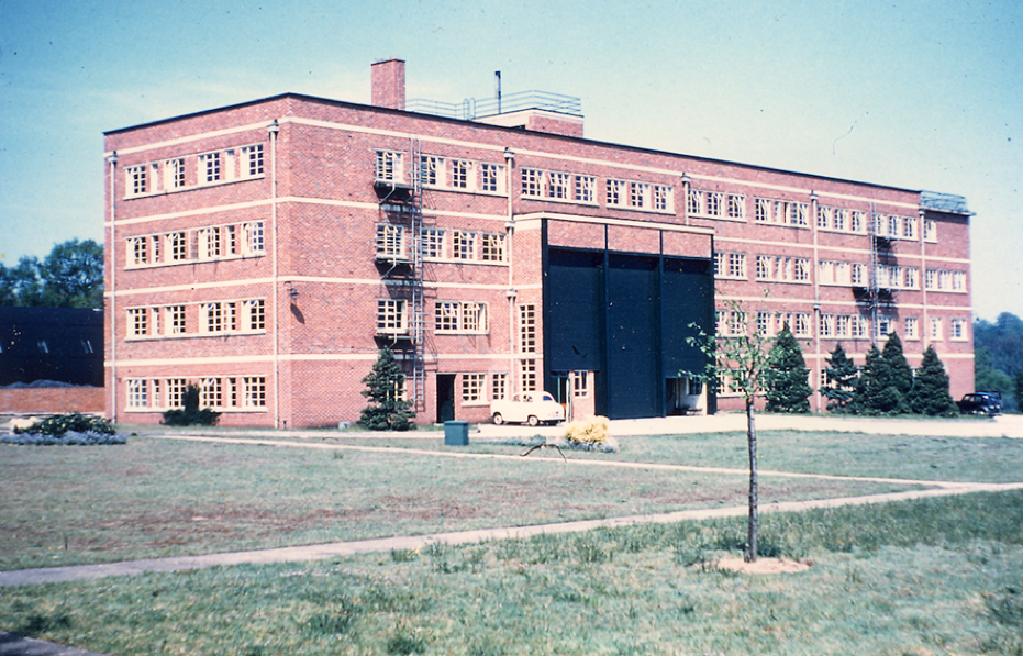 Wormley Laboratory