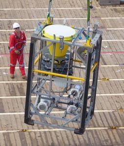 Deep-sea sediment trap (DELOS)