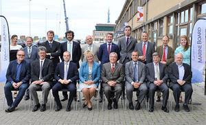 European Marine Board members