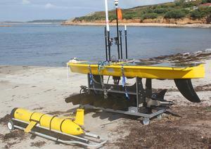 Waveglider and Socum glider