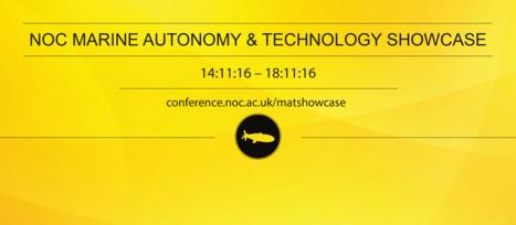 Marine Autonomy and Technology Showcase