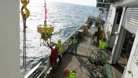Monitoring equipment recovery at PAP site
