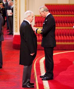 Professor Philip Woodworth MBE (British Ceremonial Arts Ltd)