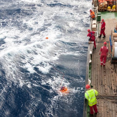 RAPID: monitoring the Atlantic Meridional Overturning Circulation