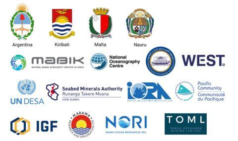 Women in Deep-Sea Research project partners