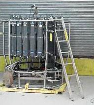 CTD – conductivity, temperature and depth instrument