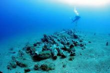 Shipwrecks and submerged worlds – 2 October 2014