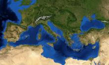 Mediterranean Sea (image: Wikimedia Commons)
