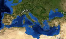 Mediterranean Sea (image: Wikimedia Commons)