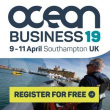 Ocean Business 9–11 April