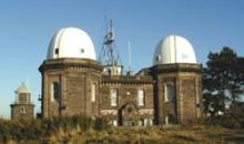 Bidston Observatory, Wirral. The home of BODC from 1975 to 2004