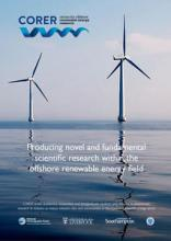 CORER centre for offshore renewable energy research