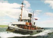 The Steam Tug Challenge. Credit: ADLS