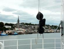 James Cook leaving picturesque Cork on Tuesday 2 August