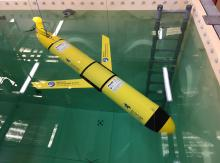 Glider ballasting ready for deployments later this year