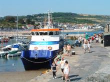 Discover Oceanography at Lyme Regis