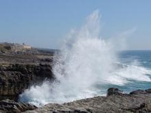 Coastal erosion in portugal (image: E. Rohling)