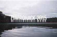 Envirohack 2015
