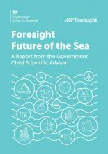 Foresight Future of the Sea report, visit GOV UK to download