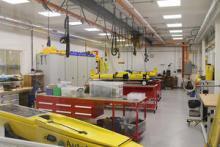 New glider workshop