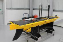 An autonomous surface vehicle