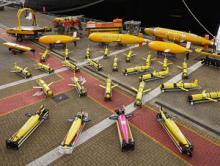 NOC's robot fleet
