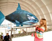Pleased to eat you! (Ocean & Earth Day 2012)