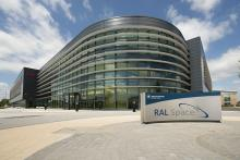 RAL Space building