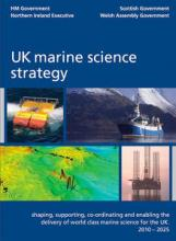 UK Marine Science Strategy
