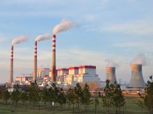 A coal powerplant