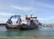 RRS Discovery leaving on May 15