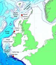 The dynamics of shelf seas – a workshop marking the retirement of Professor John Huthnance MBE