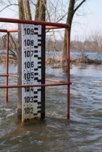Flood levels
