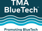 TMA Bluetech, promoting bluetech and blue jobs (logo)