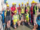 RAPID project team onboard RRS Discovery
