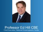 Ed Hill CBE